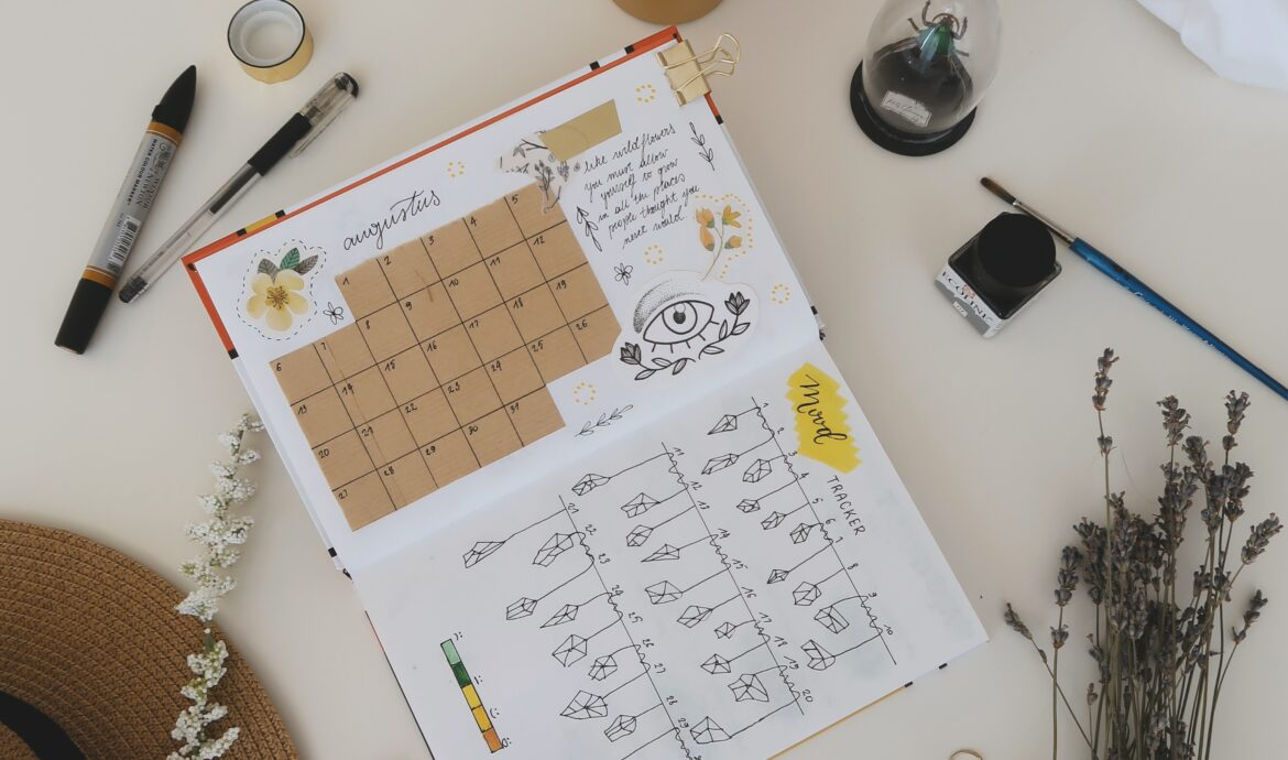 How To Start A Bullet Journal 101